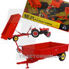 Universal Hobbies 6241 Massey Ferguson MF 21 3,5t Tipping Trailer low sided 1/32