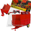 Universal Hobbies 6243 Massey Ferguson MF 21 3,5t Silage Tipping Trailer 1/32