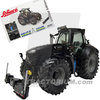 Schuco 450777600 Deutz-Fahr 9340 TTV Black Warrior mit AgriBumper Limited Edition 1/32