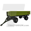 Tim Toys 80010 Fliegl Tipping Trailer 1/32