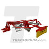 Tim Toys 80012 Pöttinger EuroTop Swather 1/32