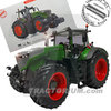Wiking 7856 Fendt 1046 Vario Limited Chrom Edition 1/32